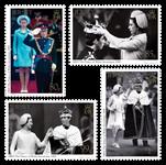 Jersey - Prins Charles - Postfrisk sæt 4v