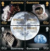 Guernsey - Kuuhun laskeutuminen - Postituoreena
