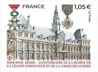 France - Légion de Remis - Timbre neuf