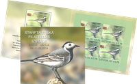 Latvia - EUROPA 2019 / Birds - Mint booklet