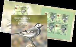 Lettonie - EUROPA 2019 / Oiseaux - Carnet neuf
