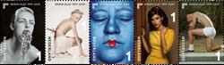 Pays-Bas - Art photographique / Erwin Olaf - Série neuve 5v