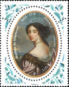 France - Madame de Maintenon - Timbre neuf