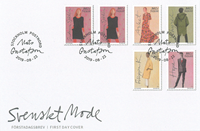 Sweden - Fashion - First Day Cover