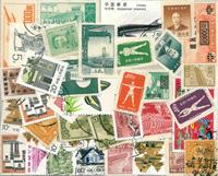 Chine - Lot de doublons