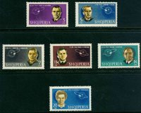 Albanien - Kosmonaut 1963