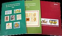Allemagne de l'Ouest - 3 livres annuels