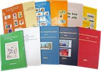 Allemagne de l'Ouest - 11 livres annuels