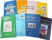 Allemagne de l'Ouest - 8 livres annuels