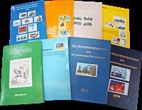 Vesttyskland - 8 årbøger