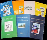 Allemagne de l'Ouest - 7 livres annuels