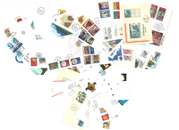 Various countries - 30 first day covers