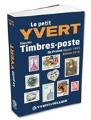 Yvert & Tellier - France 2019 - Pocket size - Stamp catalogue