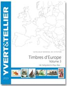 Yvert & Tellier - Europa vol. 3 (H-P) - 2019