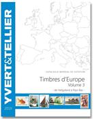 Yvert frimærkekatalog - Europa H-P, 2019