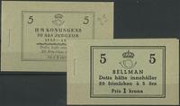Sverige - 2 frimærkehæfter