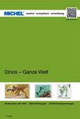 Michel motiv-frimærkekatalog Dino 2019
