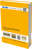 MICHEL - Eastern Europe 2018/2019 - Stamp catalogue