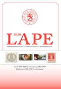 LAPE - Finland 2020 - Stamp catalogue