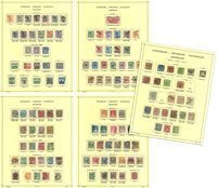 Danemark - Collection 1851-1965