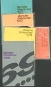 Danmark - De 5 første årsmapper