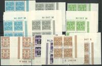 Denmark - Letterpress / fee
