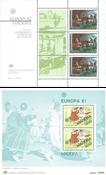 Madeira EUROPA 1981-1982 - Mint souvenir sheet