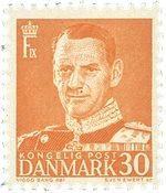 Danmark  Stålstik afa 309a
