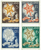 Nederland 1933 - Nr. R98-R101 - Postfris