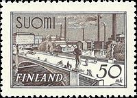 Finlande - LAPE 259 - Neuf