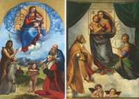 Vatican - 500 Y. SIXTINISCHE MADONN #MS - Bloc #
