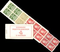 Danmark - 5 kr hæfte - afa nr.06