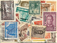 Argentine - 120 timbres différents