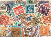Austria - 400 francobolli diff.