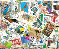 Australia - 500 different stamps