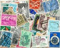 België - 400 verschillende postzegels