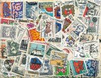 Tchécoslovaquie - 750 timbres différents