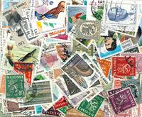 Finlande - 270 timbres différents