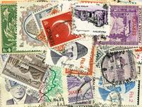 Pakistan - 125 forskellige frimærker