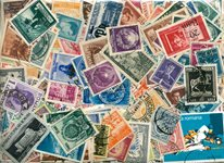 Roumanie - 1500 timbres différents