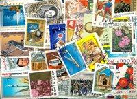 Union Soviétique - 1300 timbres différents