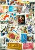Soviet Union - 800 different stamps