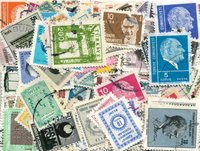 Turquie - 180 timbres différents
