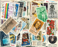 USA - 530 different stamps