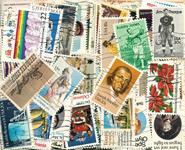 USA - 530 forskellige frimærker