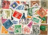 Jugoslavien - 380 forskellige frimærker
