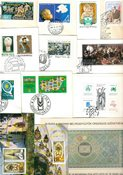 Hungary - Commemorative cards, envelopes etc.