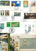 Hungary - Commemorative cards, envelopes etc.