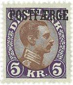 Danmark - Postfærge - AFA 23 - Postfrisk