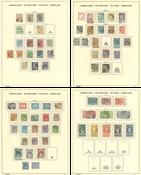 Collection Pays-Bas, oblitérés